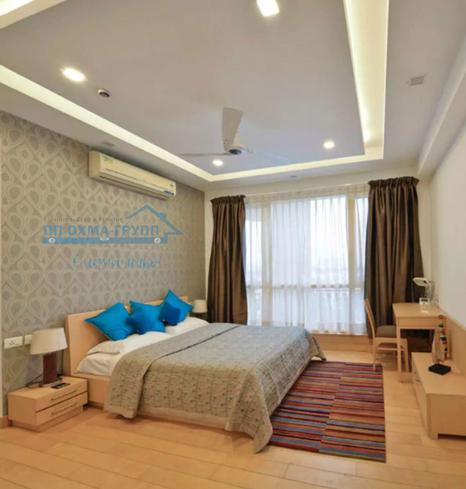 дизайнерский ремонт 3 комнатной квартиры