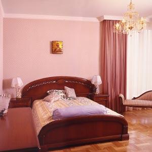 профессиональный ремонт спальни