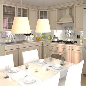 евро ремонт кухни