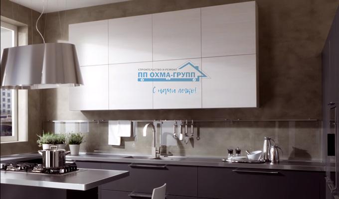 Фото мебельный фасад кухни